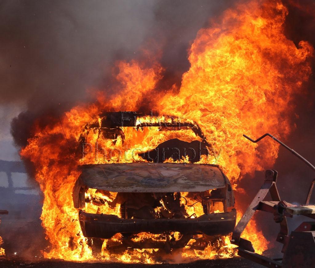 Fully Engulfed Barn Fire - Alnwick/Haldimand Township ...