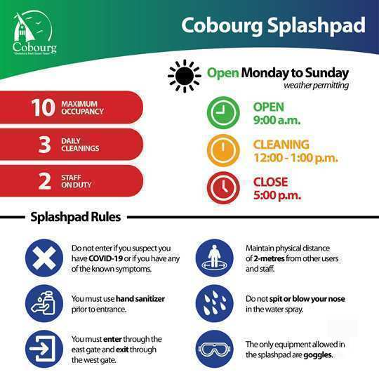 social media_splashpad rules