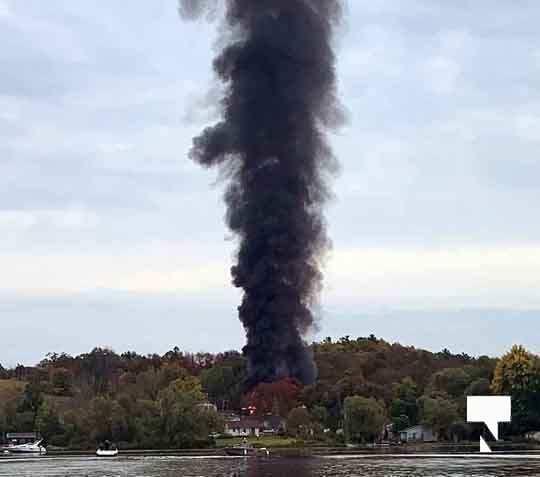 House Fire Dunnette Landing701