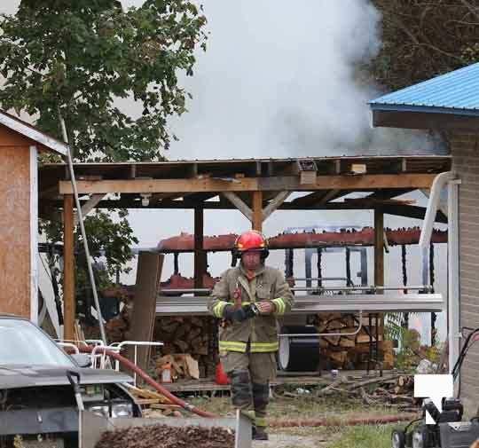 House Fire Dunnette Landing711