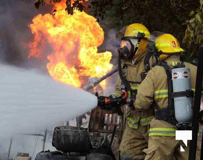 House Fire Dunnette Landing716