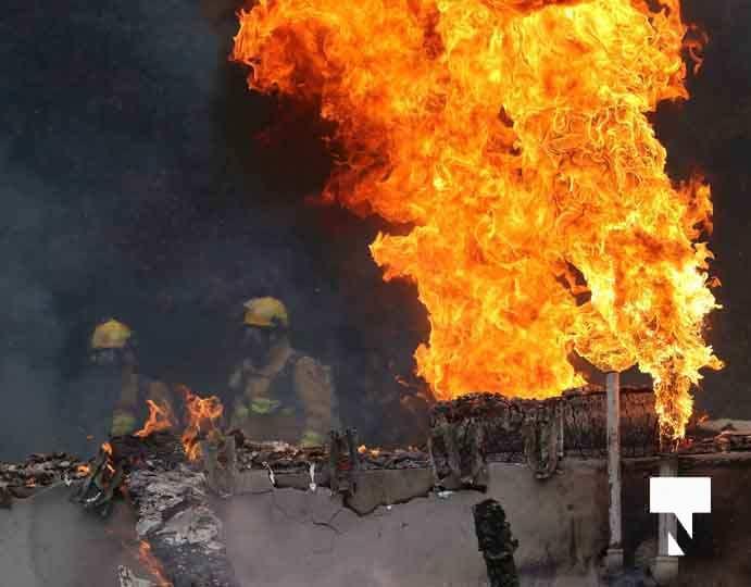 House Fire Dunnette Landing722