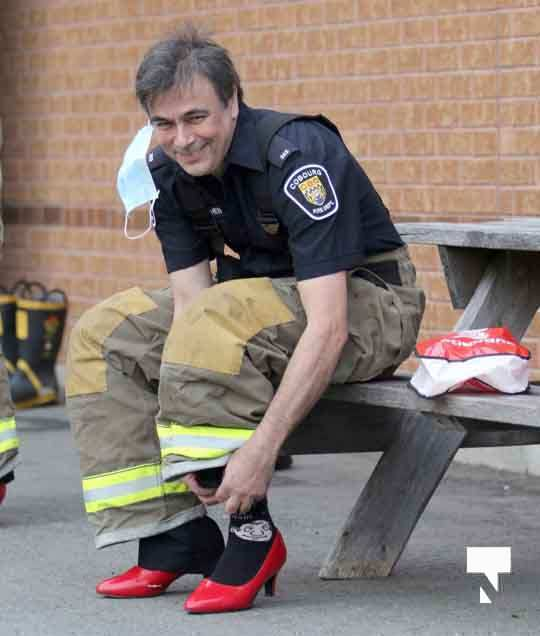 Walk A Mile Cobourg Firefighters797