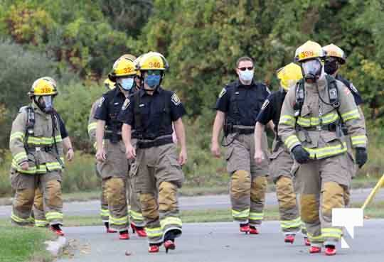 Walk A Mile Cobourg Firefighters799