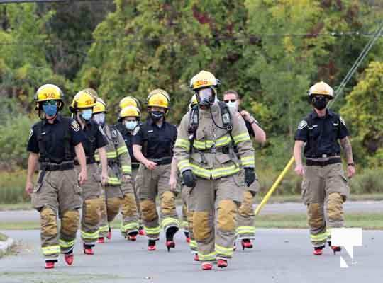 Walk A Mile Cobourg Firefighters800