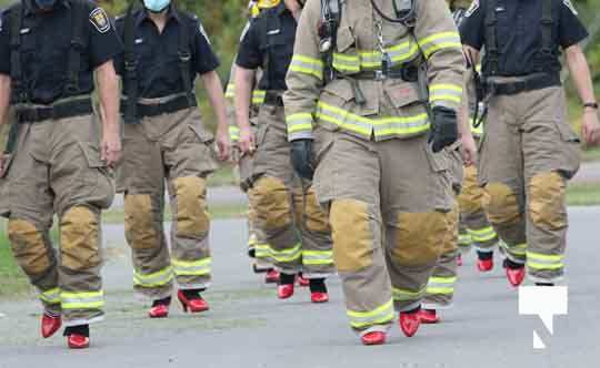 Walk A Mile Cobourg Firefighters801