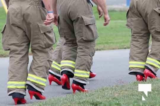 Walk A Mile Cobourg Firefighters802