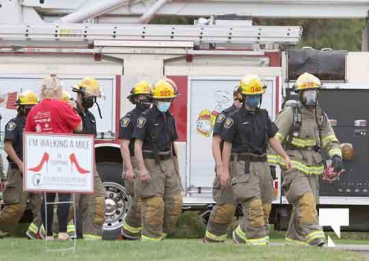 Walk A Mile Cobourg Firefighters805