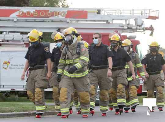 Walk A Mile Cobourg Firefighters808