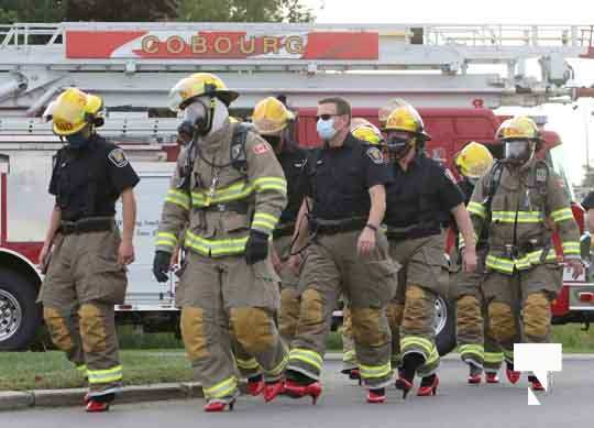 Walk A Mile Cobourg Firefighters809