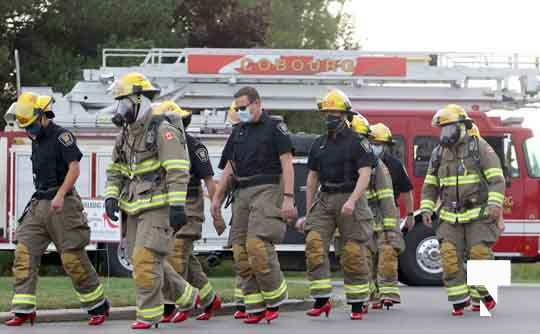 Walk A Mile Cobourg Firefighters811