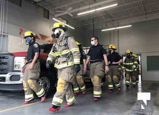 Walk A Mile Cobourg Firefighters815