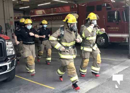 Walk A Mile Cobourg Firefighters816