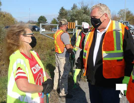 Highway of Heroes Premier Ford October 23 2020091