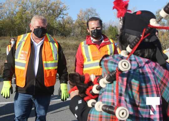Highway of Heroes Premier Ford October 23 2020102