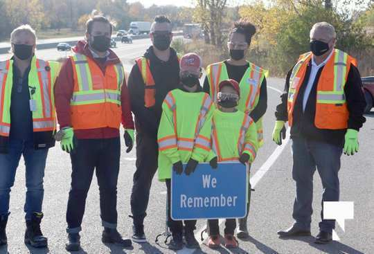 Highway of Heroes Premier Ford October 23 2020122