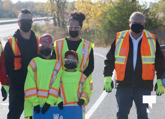 Highway of Heroes Premier Ford October 23 2020124