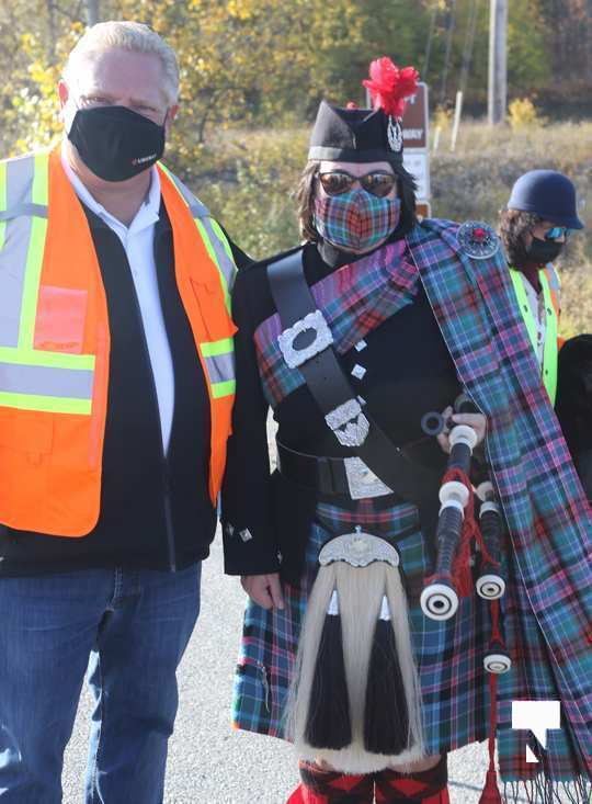 Highway of Heroes Premier Ford October 23 2020133