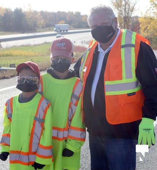 Highway of Heroes Premier Ford October 23 2020134