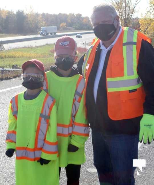 Highway of Heroes Premier Ford October 23 2020135
