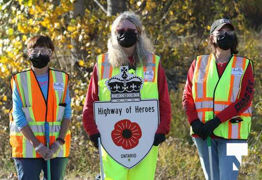 Highway of Heroes Premier Ford October 23 2020144