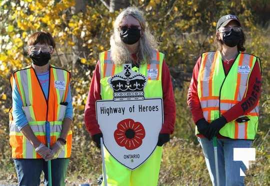Highway of Heroes Premier Ford October 23 2020145