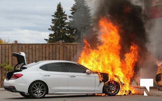 car fire port hope oct 25 2020020