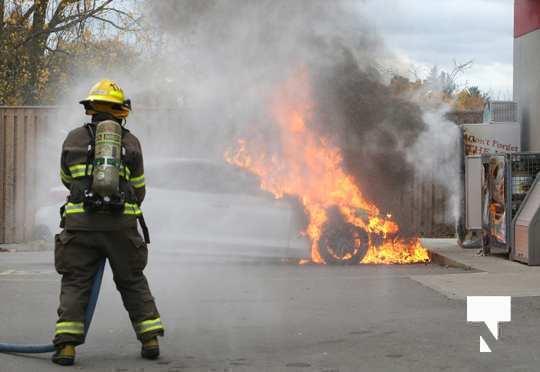 car fire port hope oct 25 2020025