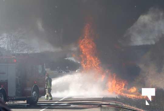 Camper Fire Hwy 401 Cobourg Nov 2 2020003