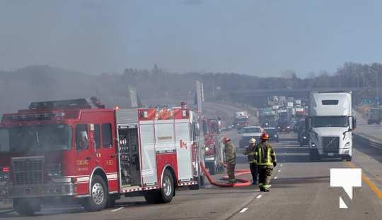 Camper Fire Hwy 401 Cobourg Nov 2 2020008