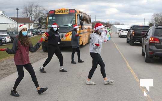 Santa Claus Parade Port Hope November 28, 20200