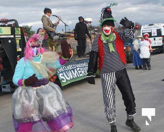 Santa Claus Parade Port Hope November 28, 202010