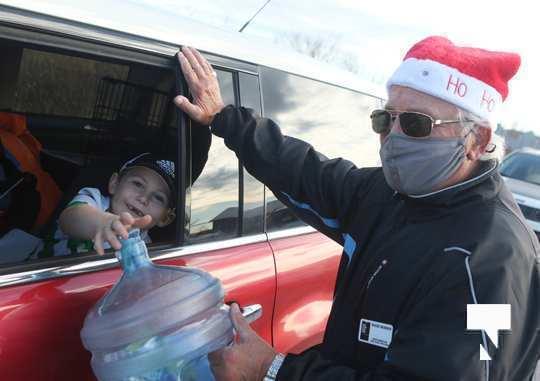 Santa Claus Parade Port Hope November 28, 202011