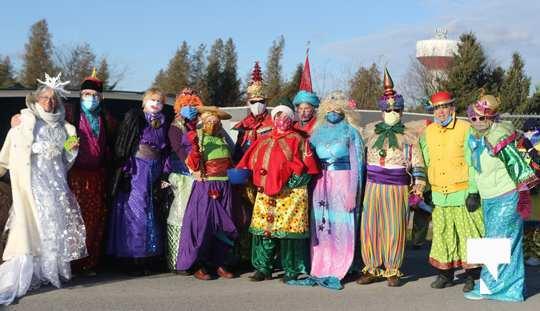 Santa Claus Parade Port Hope November 28, 202015