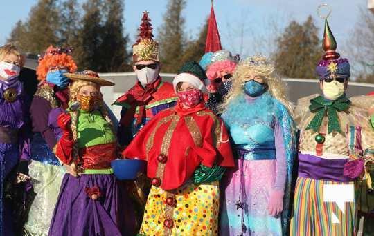 Santa Claus Parade Port Hope November 28, 202016