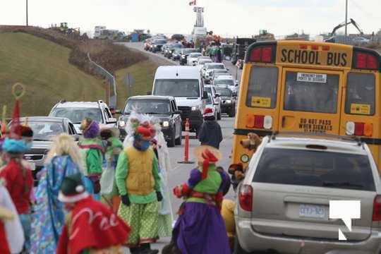 Santa Claus Parade Port Hope November 28, 202017