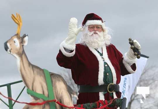 Santa Claus Parade Port Hope November 28, 202018