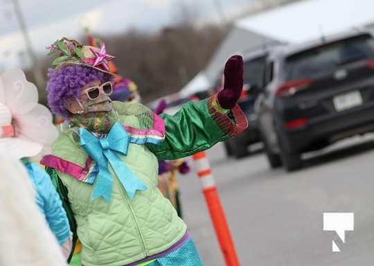 Santa Claus Parade Port Hope November 28, 202019
