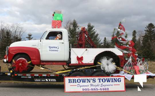 Santa Claus Parade Port Hope November 28, 20202