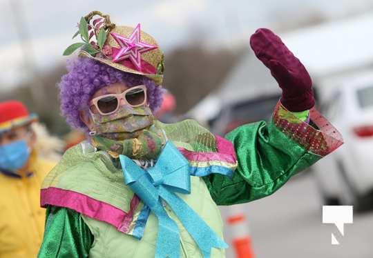 Santa Claus Parade Port Hope November 28, 202020