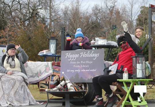 Santa Claus Parade Port Hope November 28, 202024