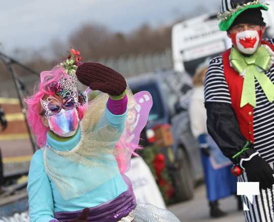 Santa Claus Parade Port Hope November 28, 202033
