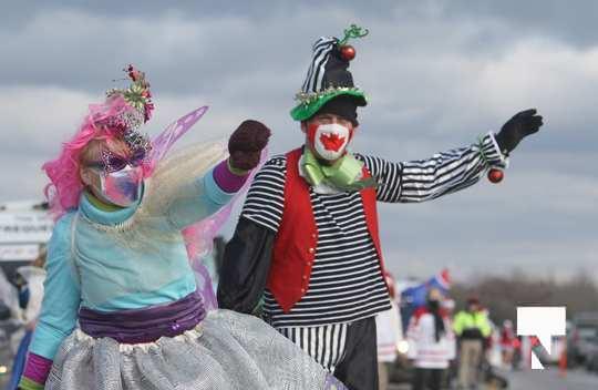 Santa Claus Parade Port Hope November 28, 202037