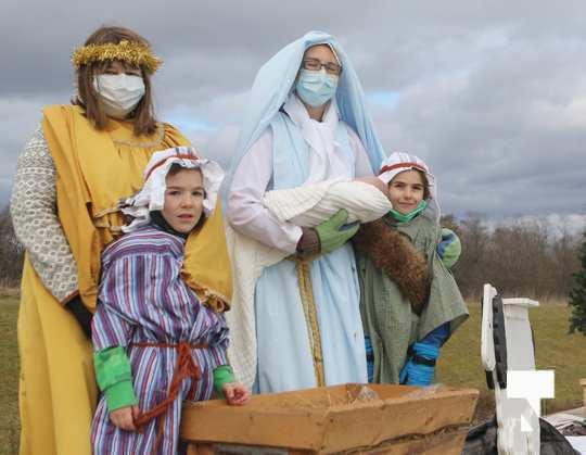 Santa Claus Parade Port Hope November 28, 20205