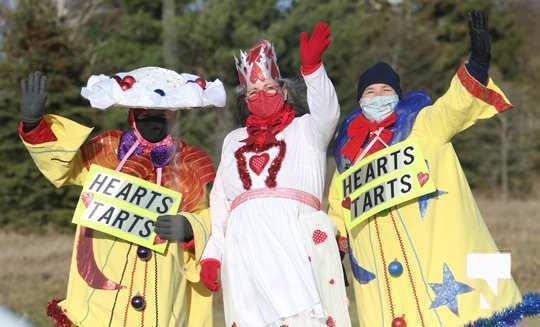 Santa Claus Parade Port Hope November 28, 202052