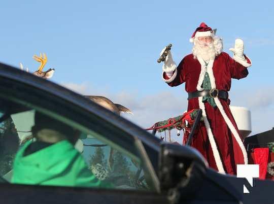 Santa Claus Parade Port Hope November 28, 202055