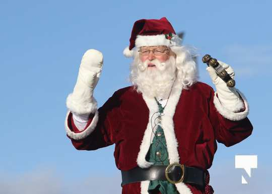 Santa Claus Parade Port Hope November 28, 202056