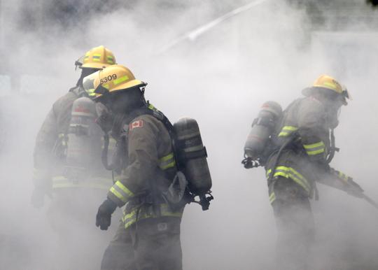 Garage Fire Hamilton Township December 3, 2020033