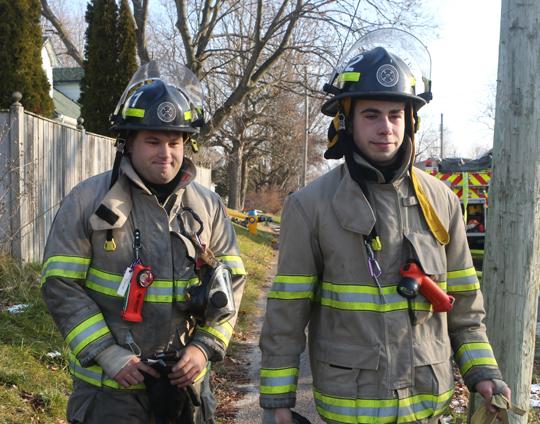 House Fire Colborne December 3, 2020020