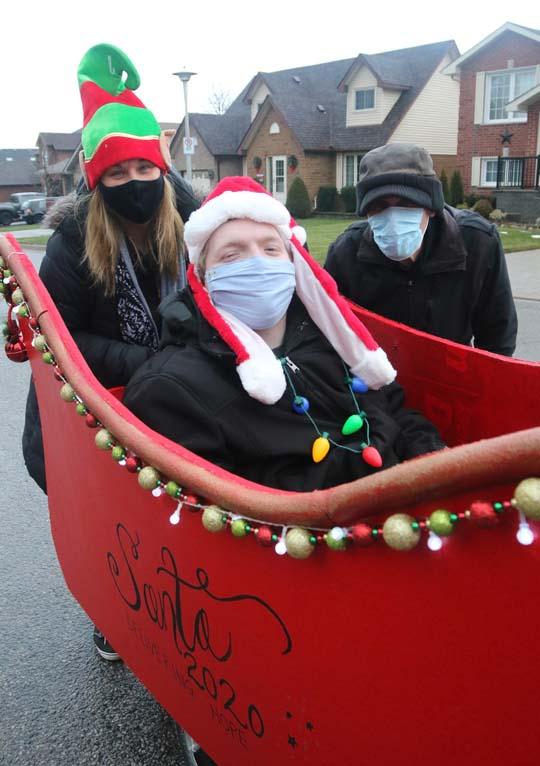 Santa Owen December 20, 202021